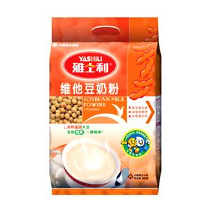 [点击放大]             产品名称 雅士利维他豆奶粉600g 品牌商标