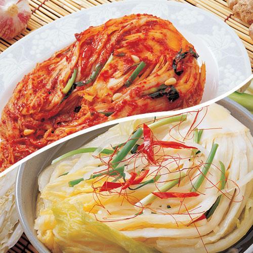 朝族辣白菜
