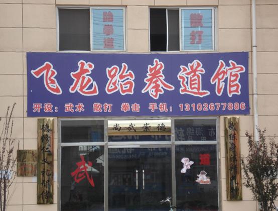 飞龙跆拳道培训中心