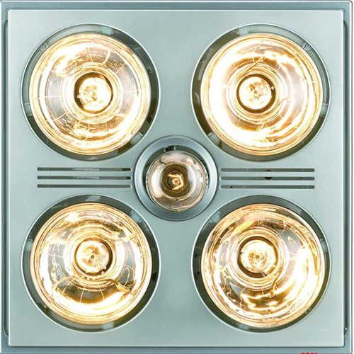"""好的""""浴霸""""一般是采用联体设计的瓷座"""