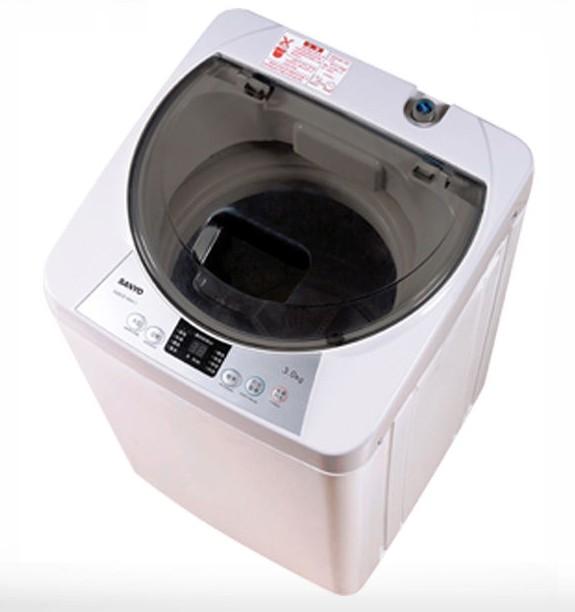 三洋洗衣机xqb30-mini1