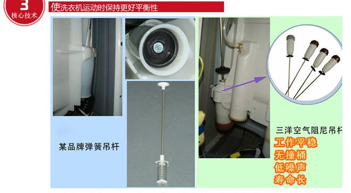 三洋洗衣机xqb50-m805z