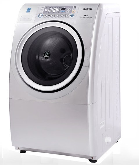 三洋洗衣机xqg65-l903bs