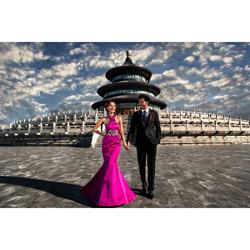 北京印象-锦山喜洋洋婚庆礼仪婚纱摄影贵族馆私人订制