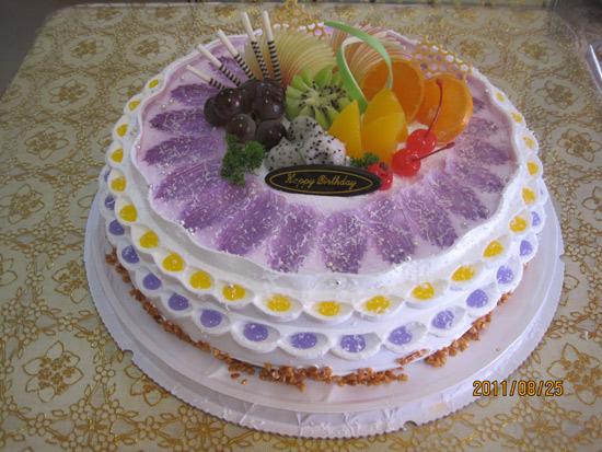 大人兒童簡筆畫蛋糕
