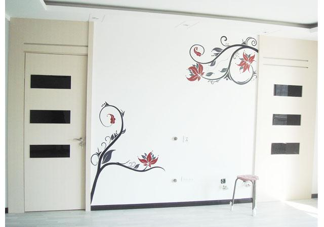 墙体手绘09