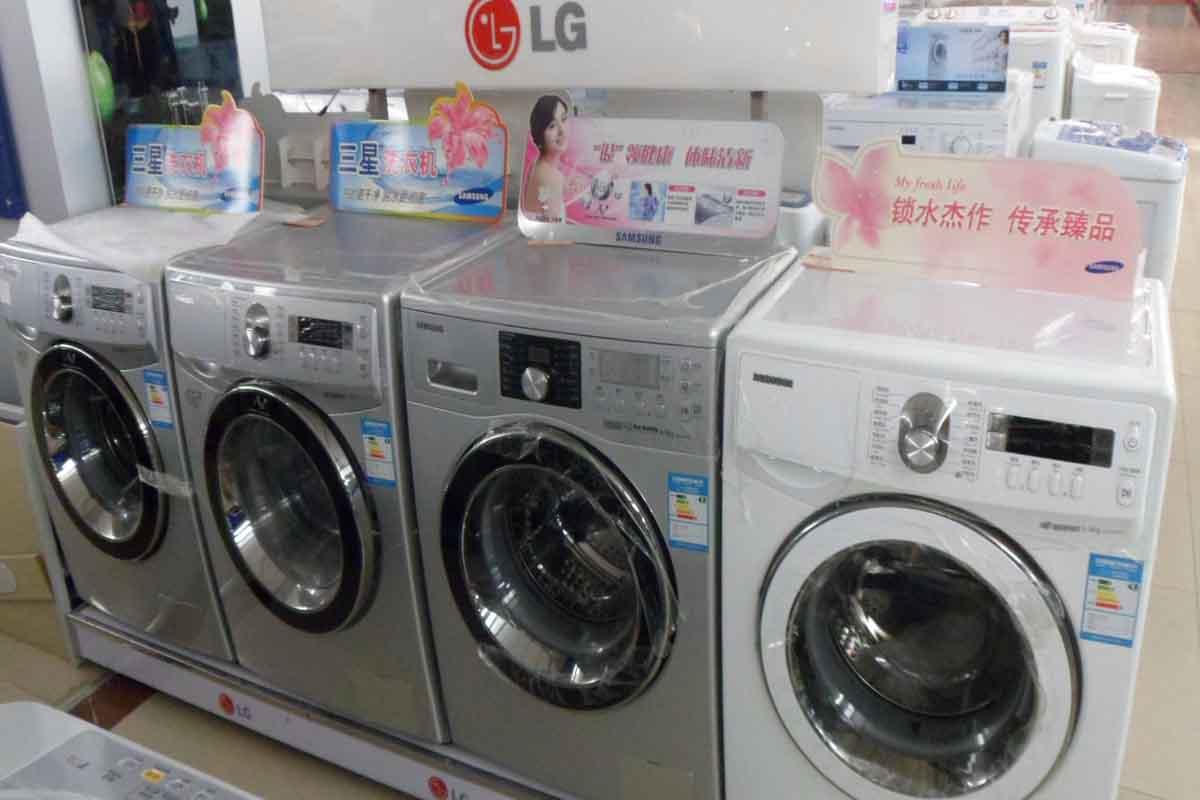 松下全自动洗衣机