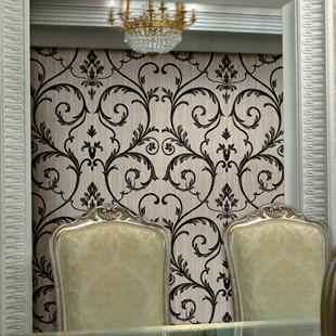 90803-欧式古典风格-圣象瑞宝壁纸海安专卖店产品