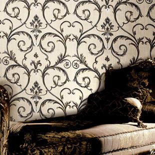90809-欧式古典风格-圣象瑞宝壁纸海安专卖店产品