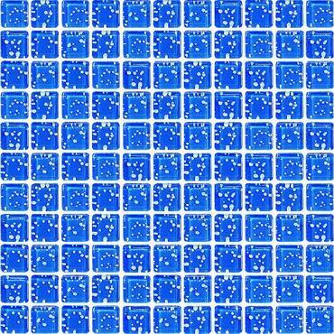 蓝色广场砖 素材