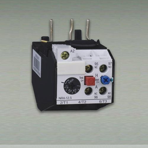 nr4-系列热过载继电器