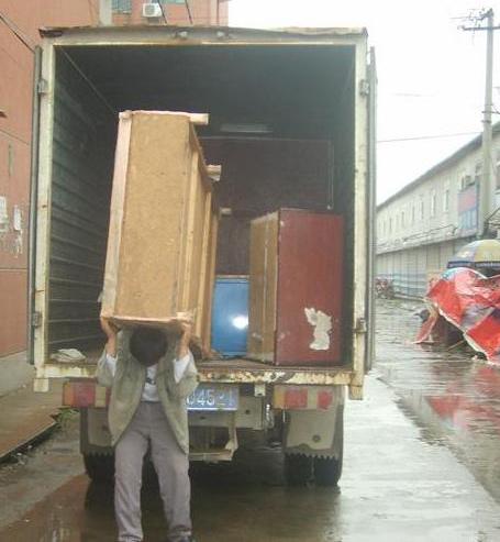 搬家现场-搬家现场-兖州搬家 芜湖家具拆一好胡业好安徽省家具厂兖州图片