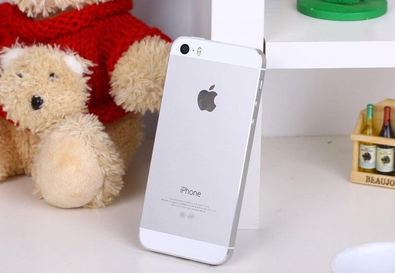 iphone苹果 5s 白色