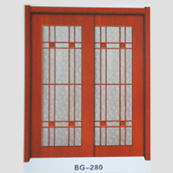 BG-280烤漆实木门