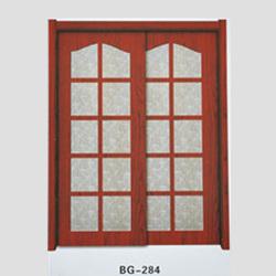 BG-284烤漆实木门