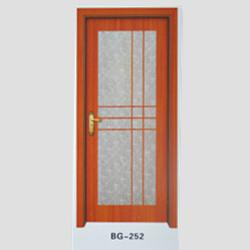 BG-252烤漆实木门