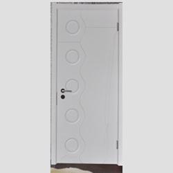 BS-091烤漆实木复合门