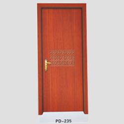 PD-235烤漆实木复合门