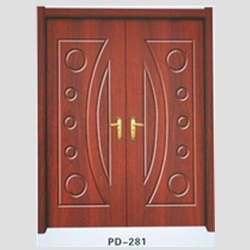 PD-281烤漆实木复合门
