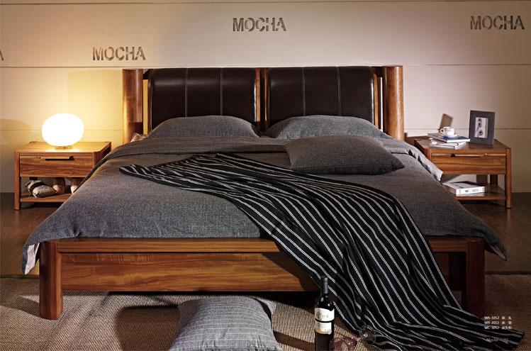 宜木构思 - 卧室家具