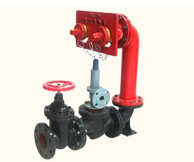 墙壁式水泵接合器图片