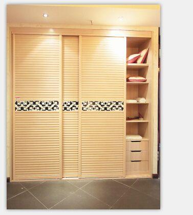 实木颗粒板衣柜2 - 品牌衣柜