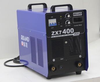 逆变直流电焊机zx7-400 - 瑞凌系列 - 广安机电设备