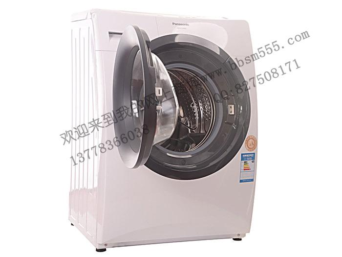 松下滚筒洗衣机xqg60-v64ns