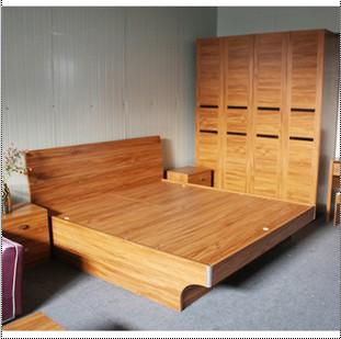 环保板式家具 卧室四件套