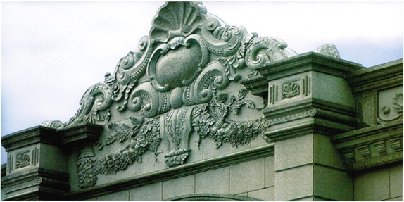 欧式雕花 - 康佳石材