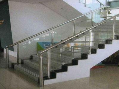 楼梯扶手 - 博永钢化玻璃