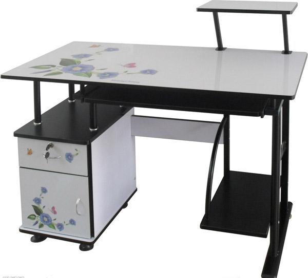 电脑桌 - 电脑桌 - 青海美宜家整体衣柜橱柜 西宁