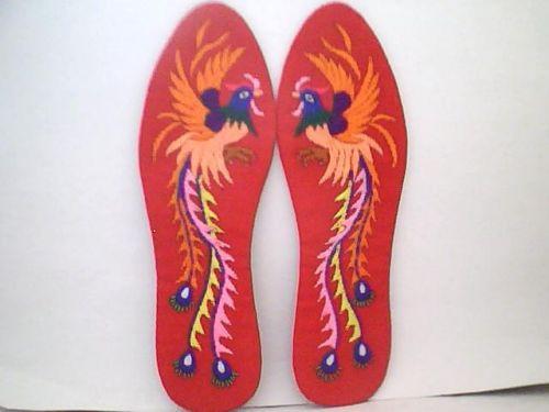 刺绣鞋垫01