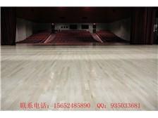 唐山市室内篮球木地板厂家施工