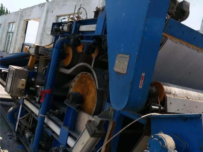 衡水二手隔膜压滤机高价回收
