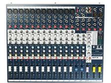 声艺 EFX12 RW5759 Soundcraft 英国声艺调音台 12路带莱斯康效果