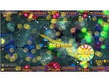 手机捕鱼游戏超火爆的街机捕鱼游戏平台