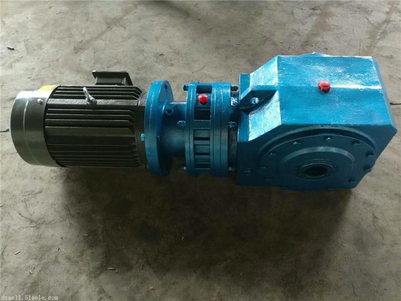減速機廠家供應k系列螺旋錐齒輪減速電機圖片