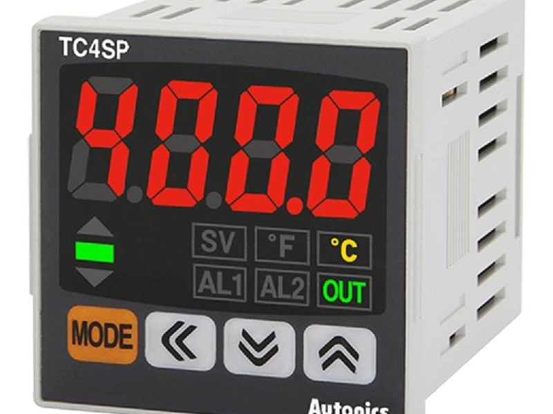 autonics插座安装温控器tc4sp-14r奥托尼克斯pid代理商现货