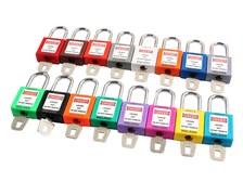 管理锁具,可信赖的钢缆锁具可选安全锁具