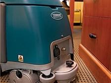 重庆物业保洁设备新行情报价,蓝洋重庆车库洗地机的独特优势