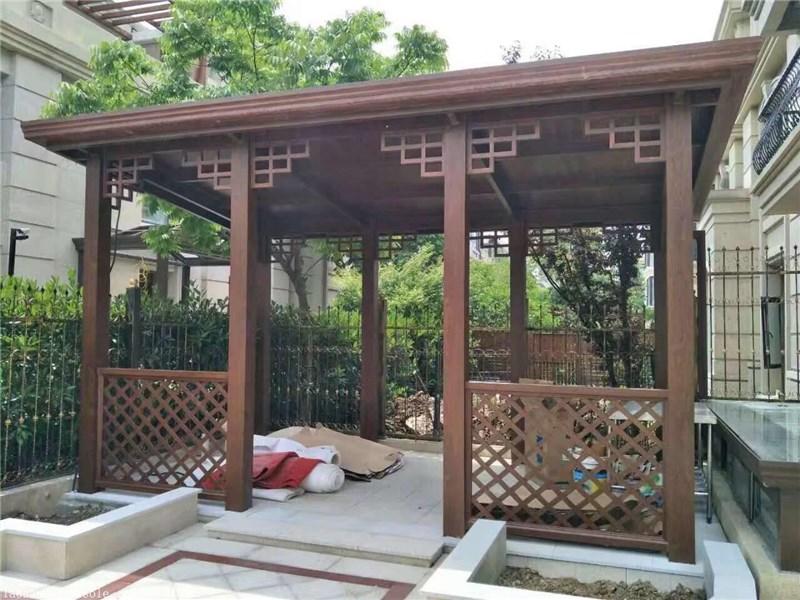 重庆同迹定制铝合金葡萄架,符号庭院意思铝合是别墅什么图纸高端上图片