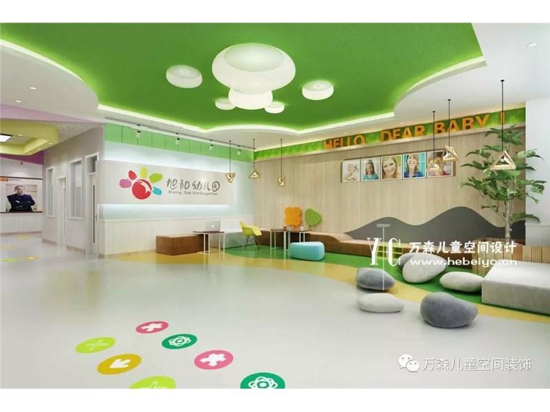 石家庄|幼儿园大厅设计|幼儿园设计公司|幼儿园设计装修