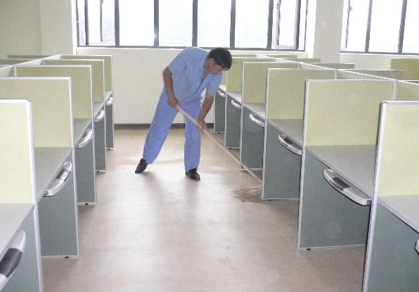 办公室保洁案例 办公室保洁服务哪里好 金华嘉亮保洁公司