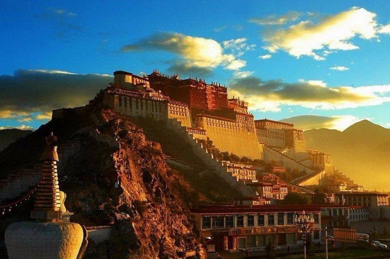 3,自驾,走川藏线,滇藏线,青藏线去拉萨(看风景的最佳选择)