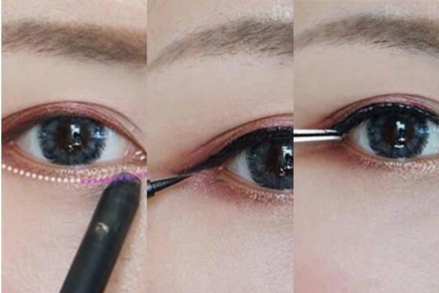 笔画鼻子画法步骤