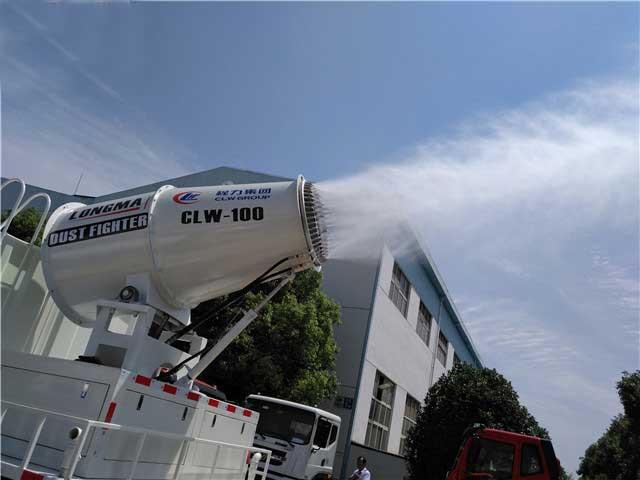 泸州80米雾炮抑尘车生产厂家