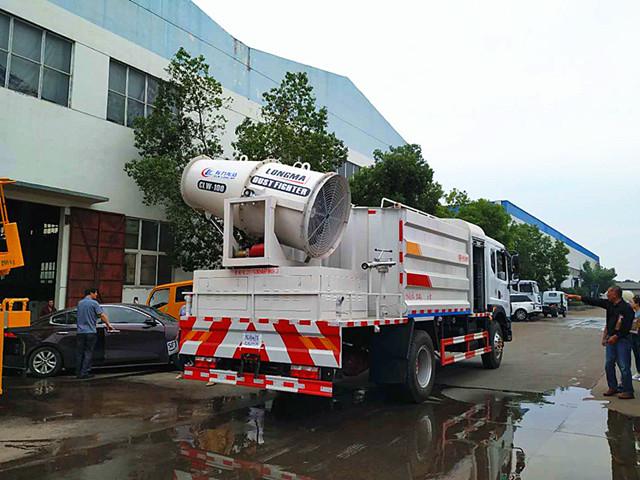 西双版纳10方抑尘车生产厂家