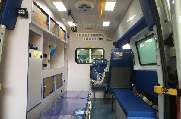 监护型舱图片