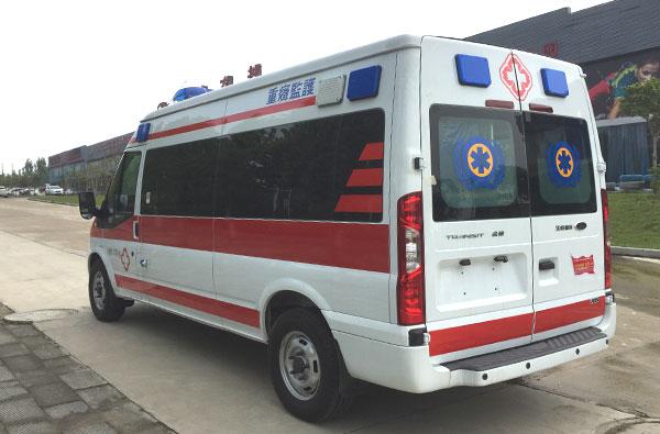 汉中货运版v348救护车多少钱